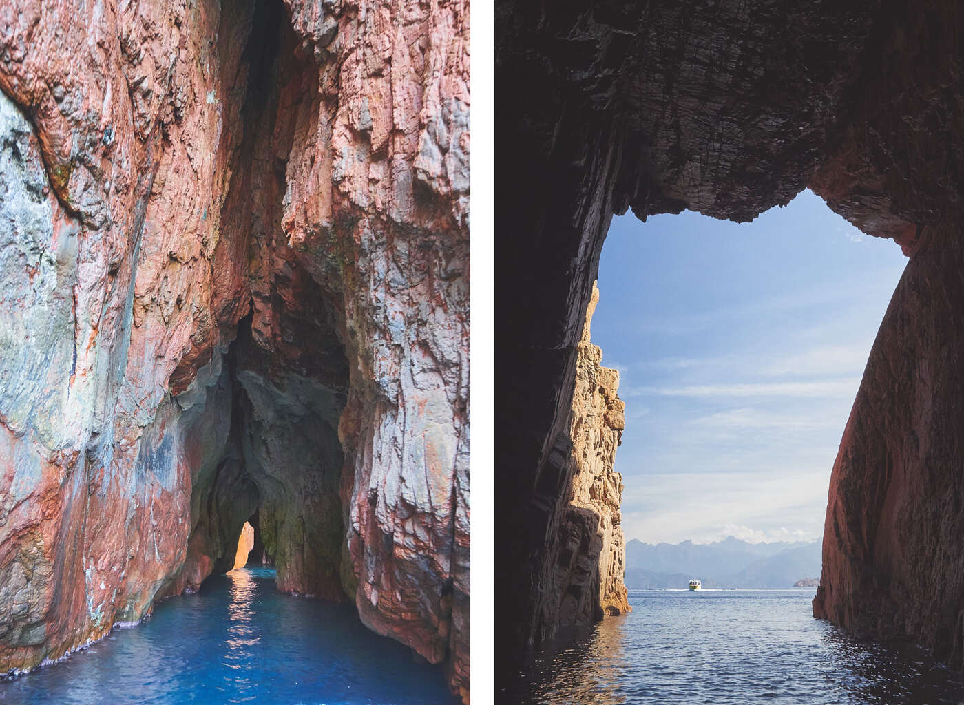 Grottes de Porto