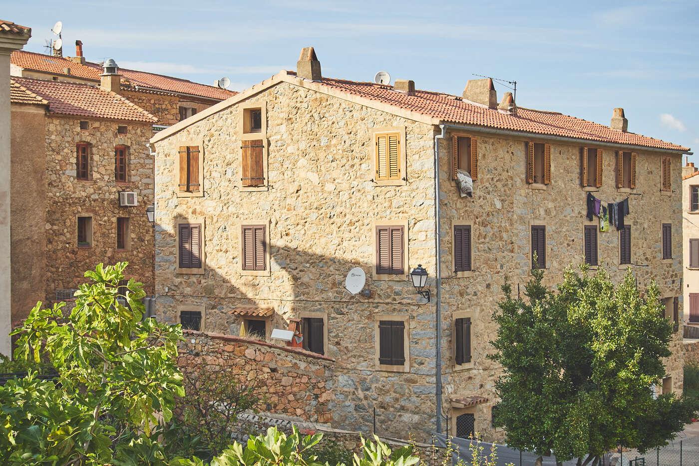 Village de Piana, Corse