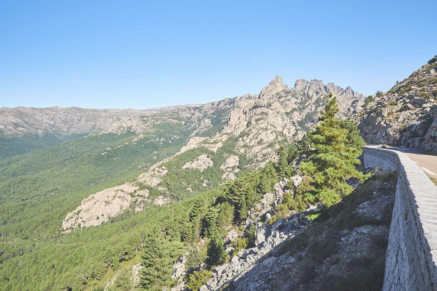 Montagnes de l'Alta-Rocca