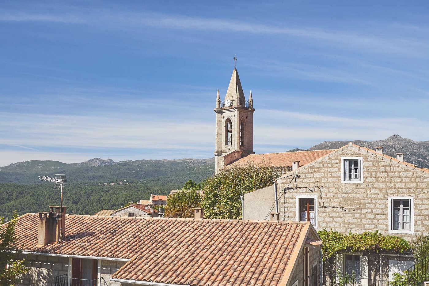 Zonza, en Corse