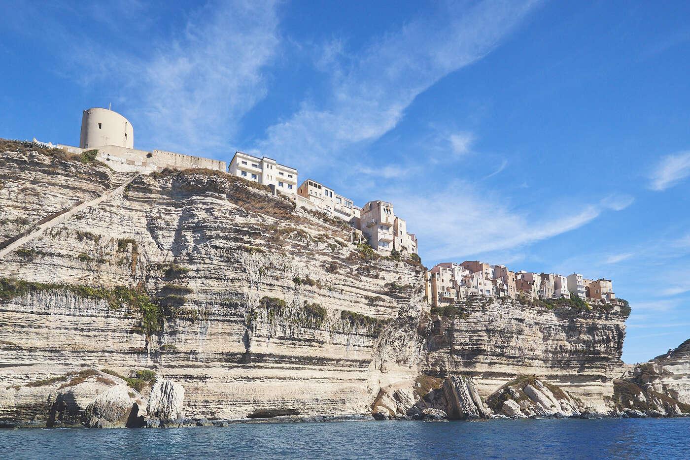Côtes de Bonifacio, Corse