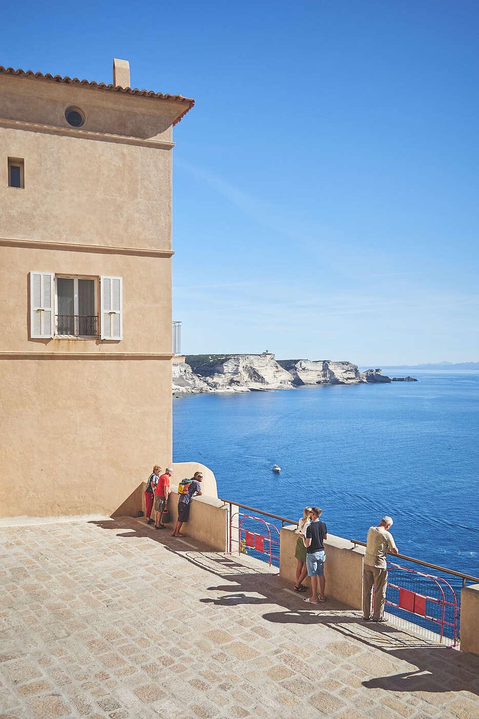 Ruelles de Bonifacio, Corse