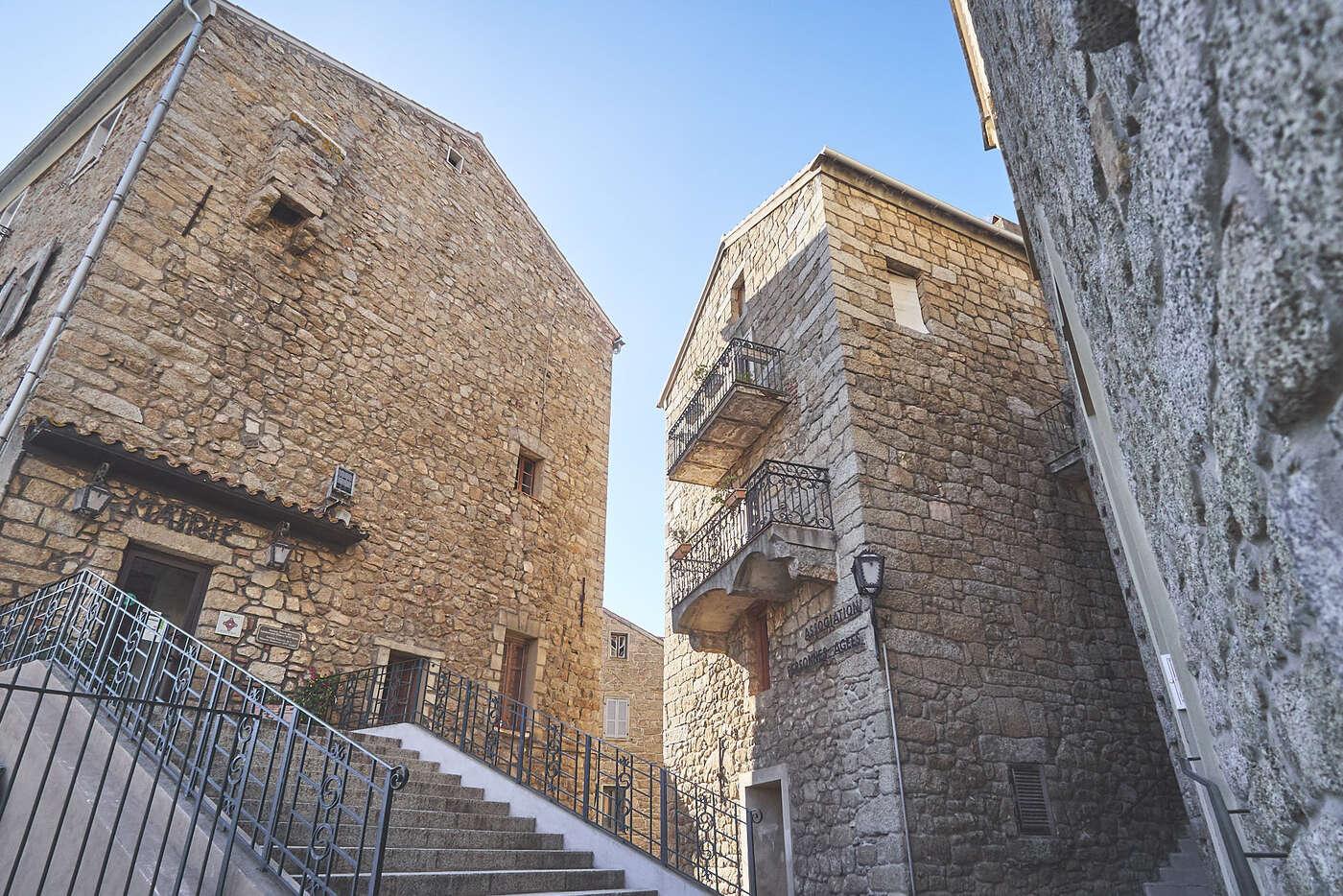 Ruelles de Sartène, Corse