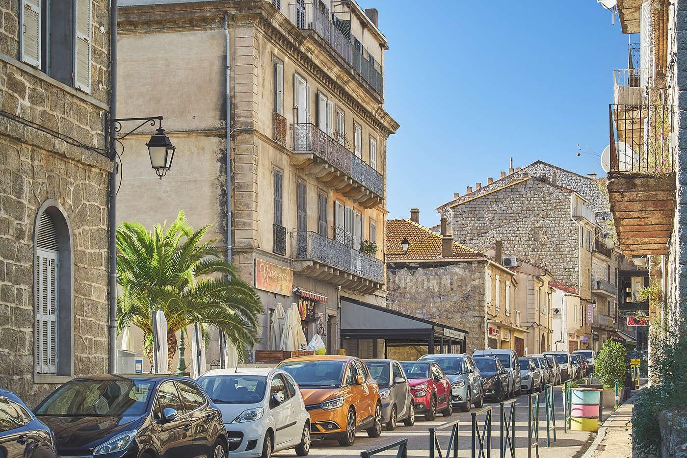 Rues de Sartène