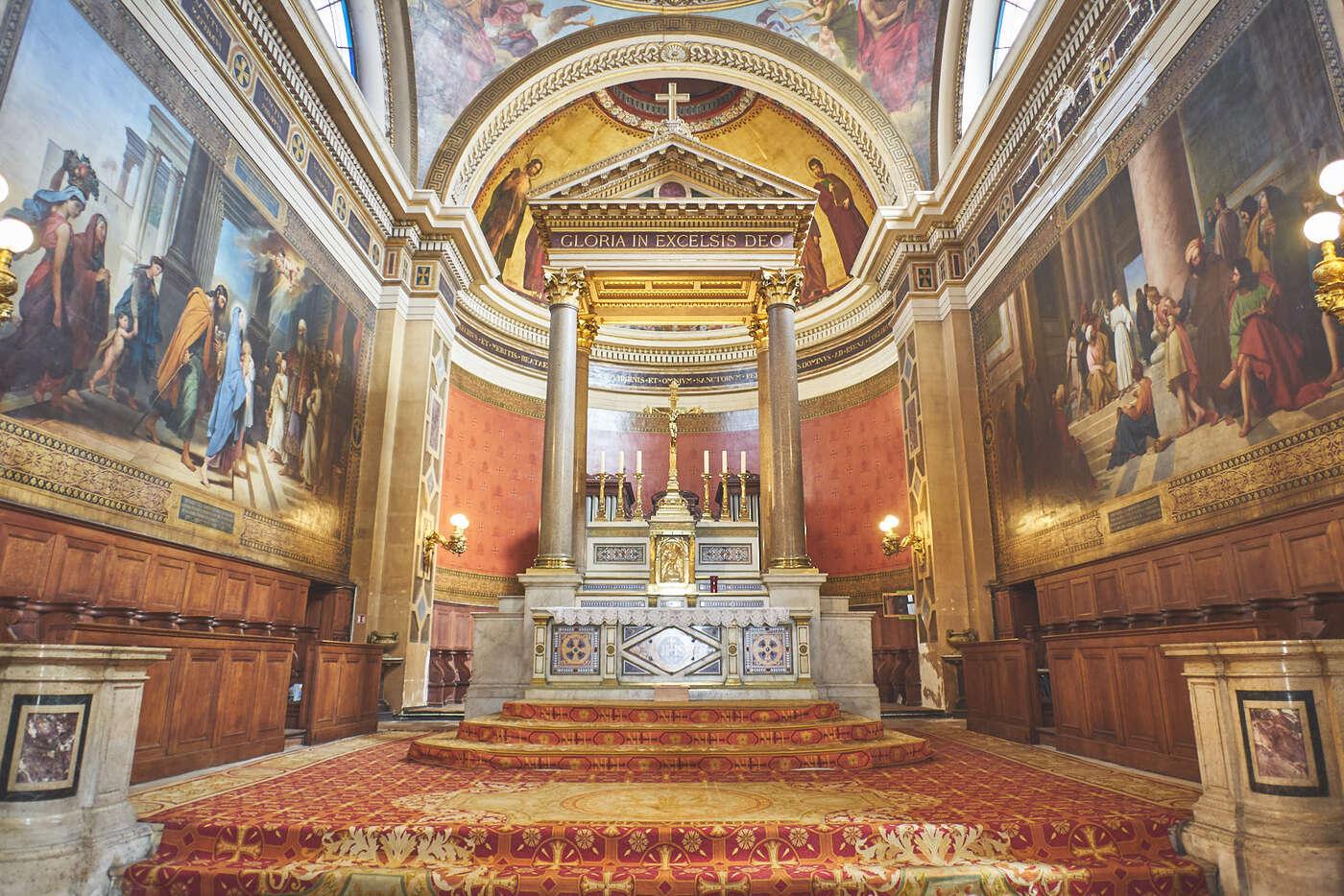 Autel de Notre-Dame-de-Lorette