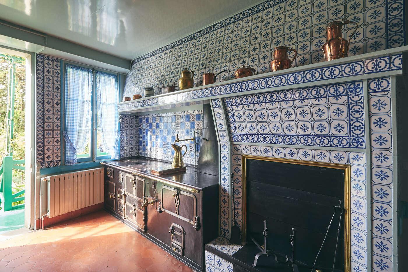 Cuisine maison Claude Monet