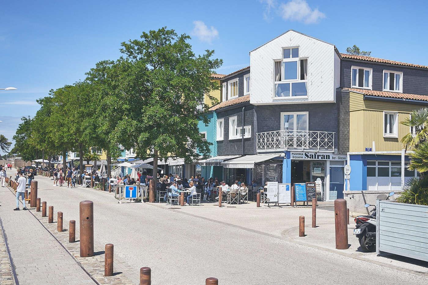Le quartier Gabut de La Rochelle
