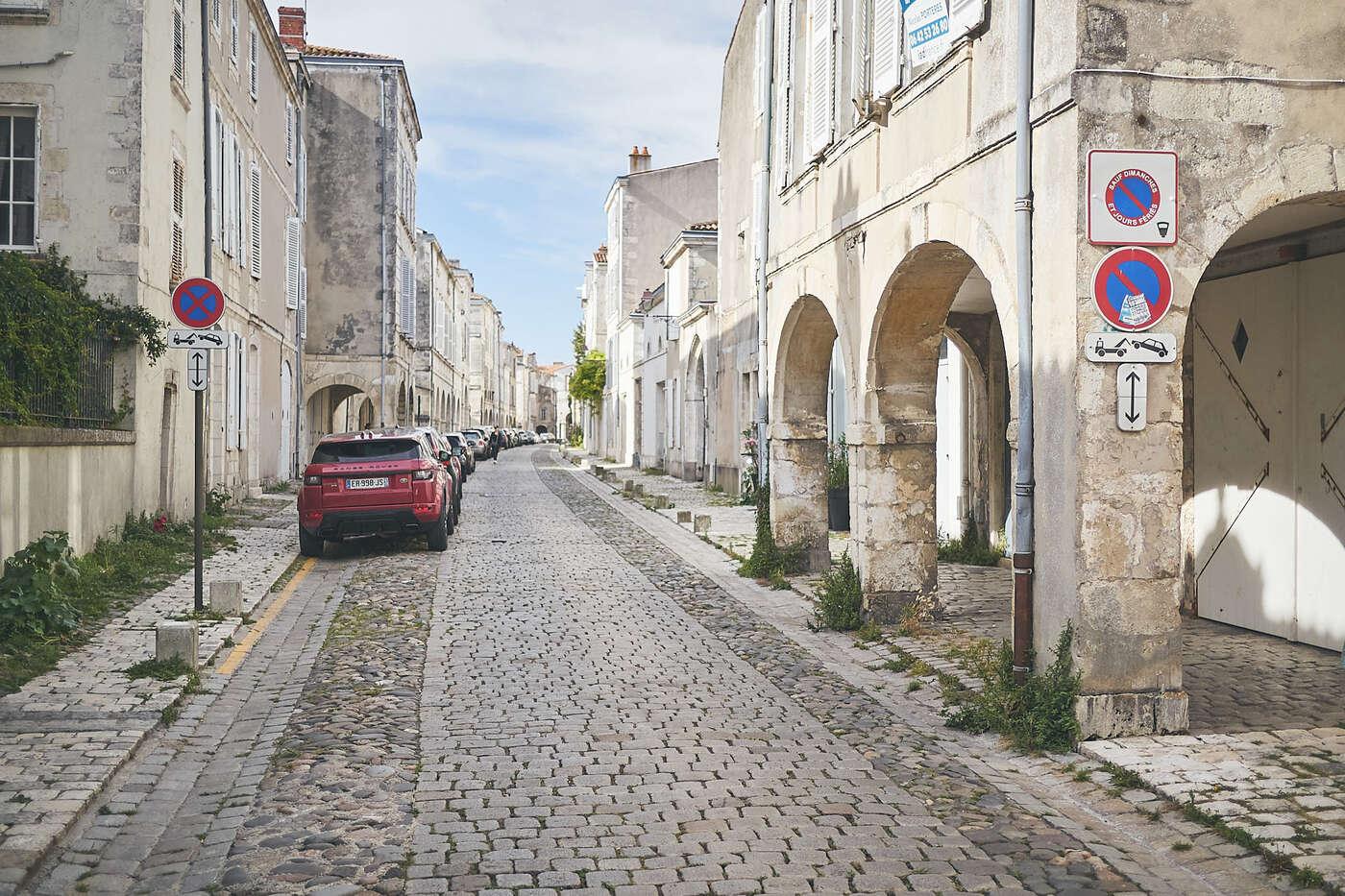 Les arches de La Rochelle