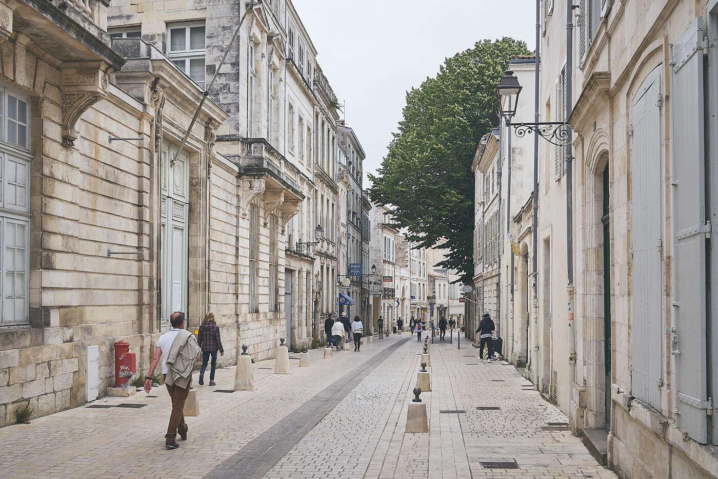 Rues de La Rochelle