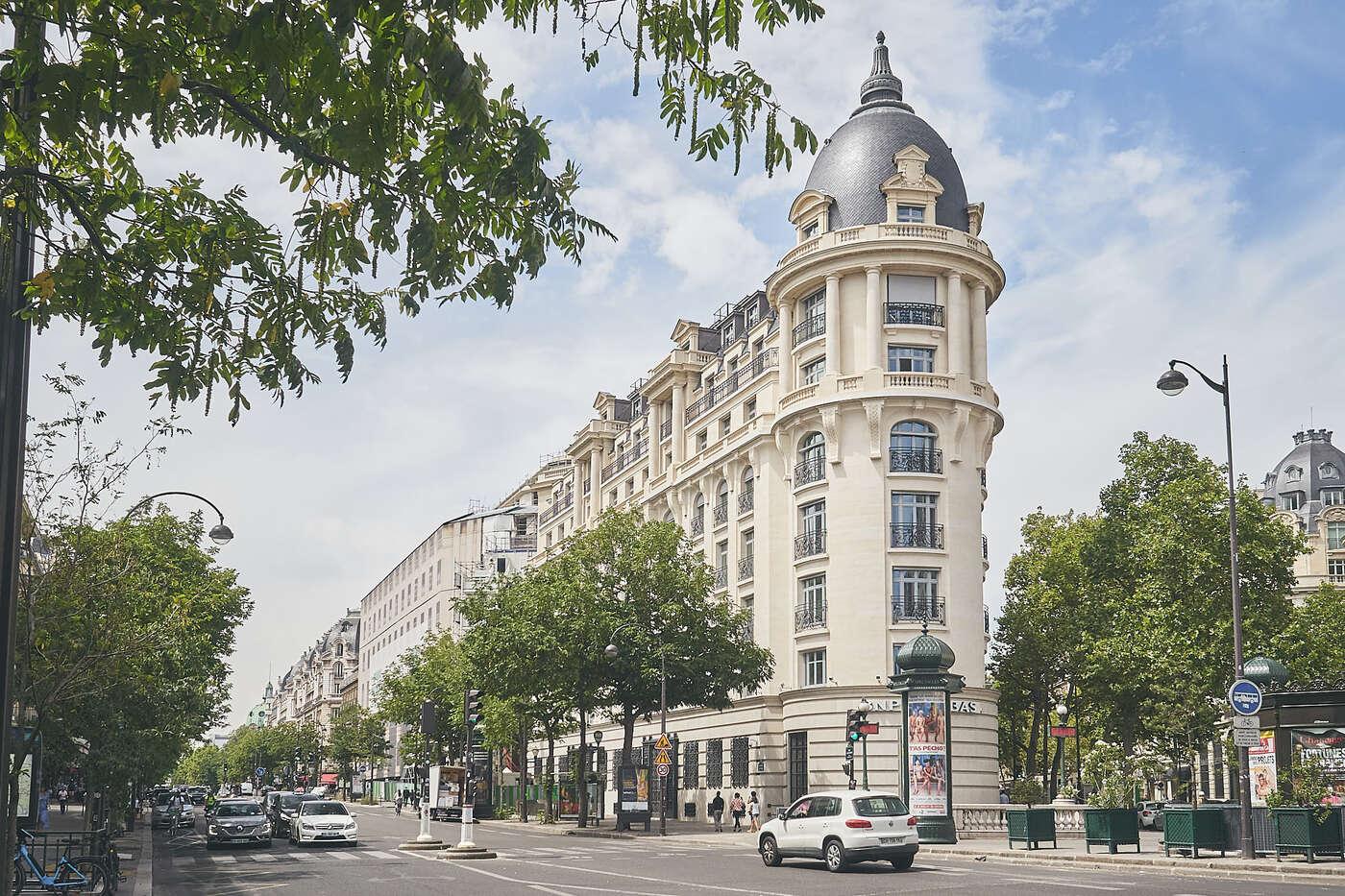 Boulevard des Italiens, Paris
