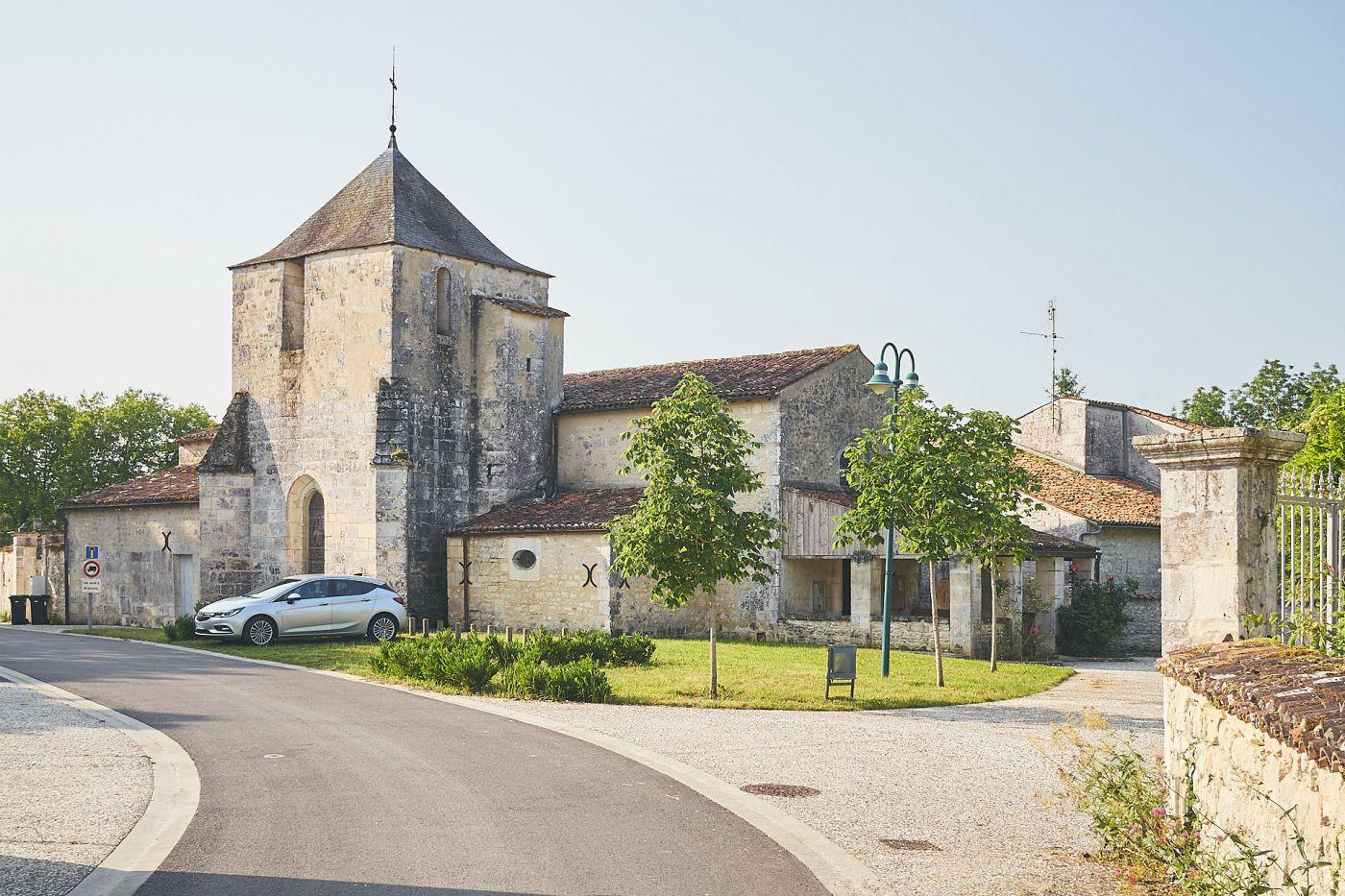 Eglise Bussac sur Charente