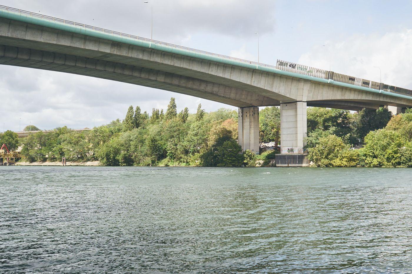 Pont viaduc de Gennevilliers
