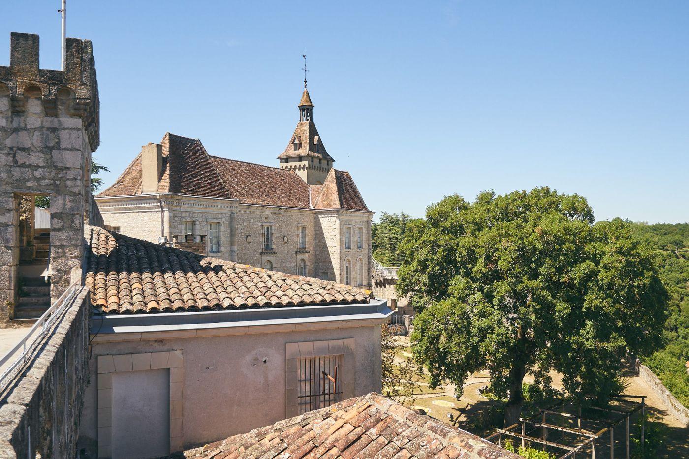 Palais des Évêques, Rocamadour